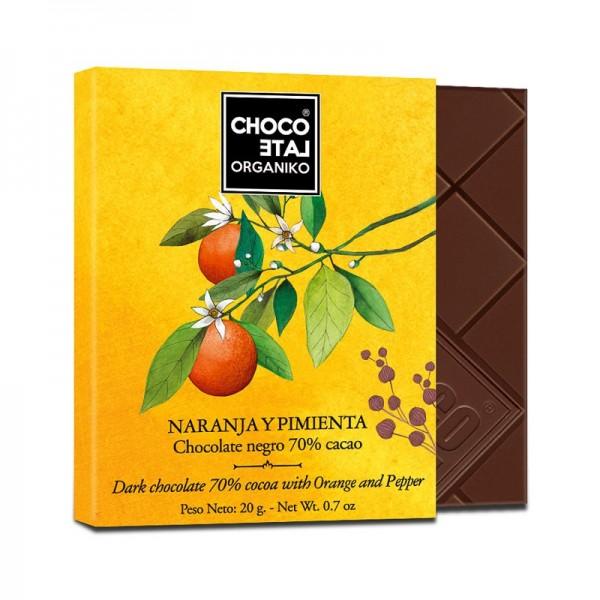 Chocolate 70% cacao,...