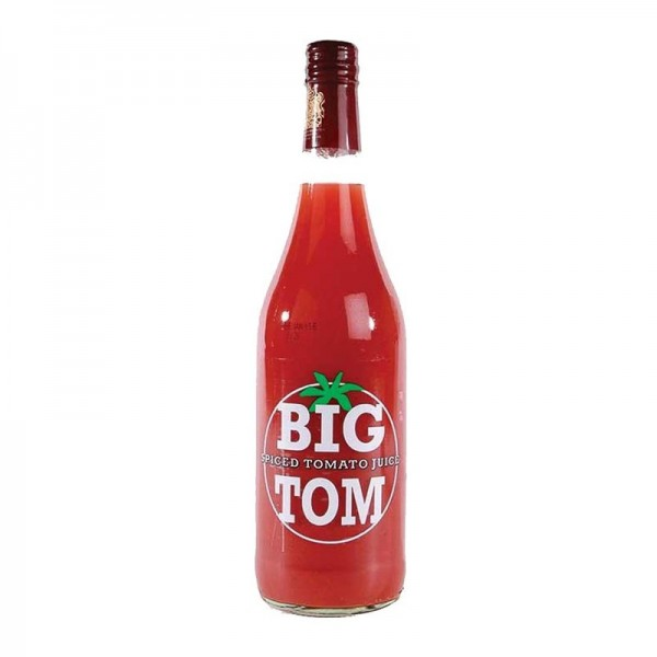 Zumo de tomate picante Big Tom