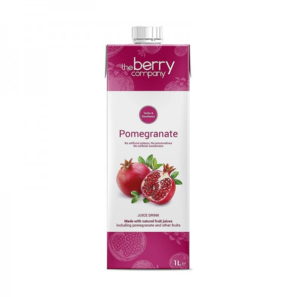 Zumo Pomegranate The Berry