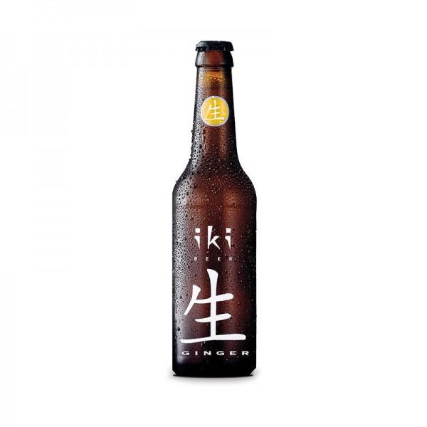 Cerveza  ginger Iki beer