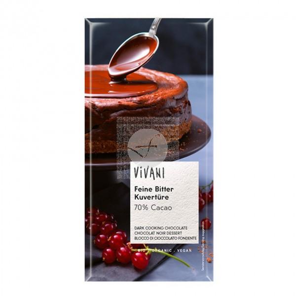 Chocolate Vivani Cobertura...