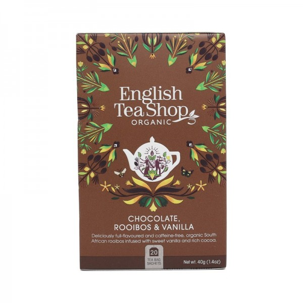 Té Chocolate, Rooibos &...