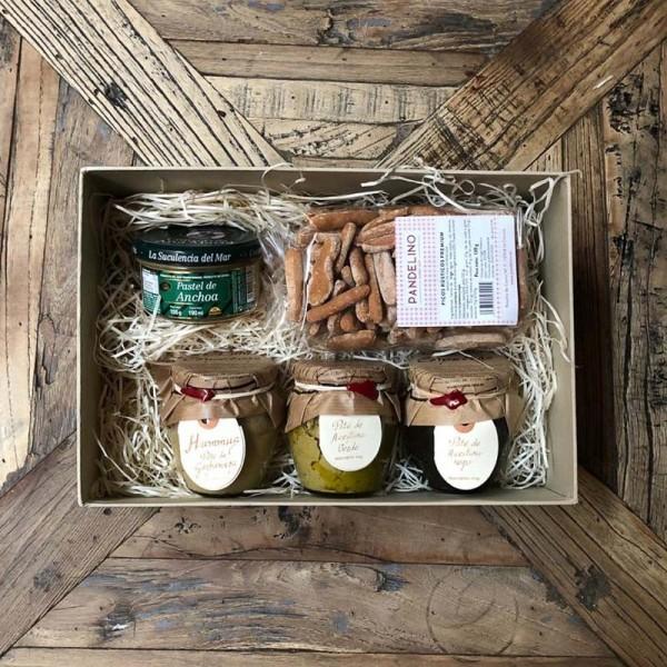 Caja Dip Box