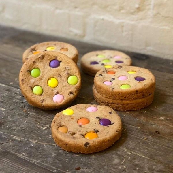 Cookie de Lacasitos
