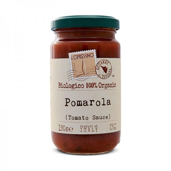Salsa pomarola de tomate...