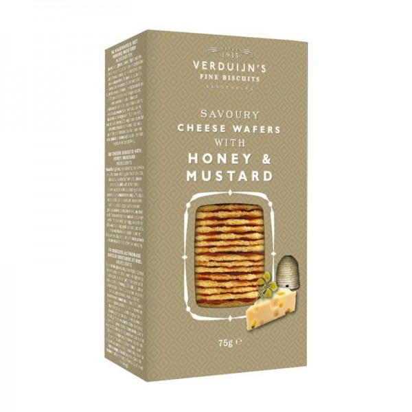 Crackers miel y mostaza...