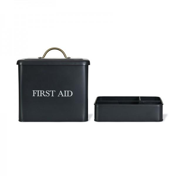 Caja Botiquín FIRST AID
