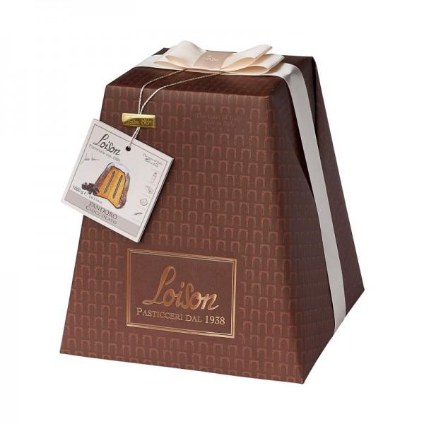 Pandoro Crema de chocolate...