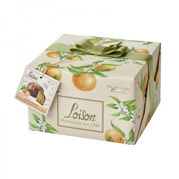 Panettone de mandarina Loison