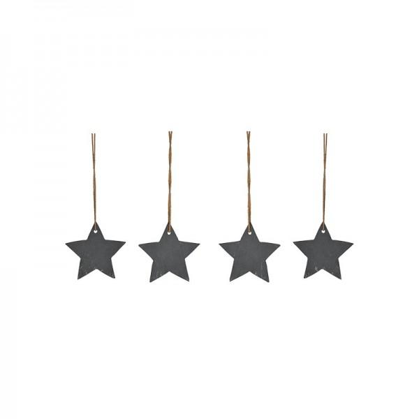 Lote de 4 estrellas para...
