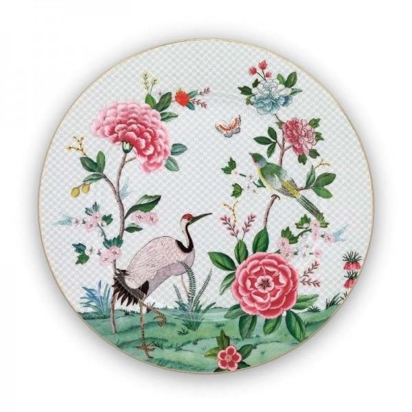Bajoplato Blushing Birds 32 cm