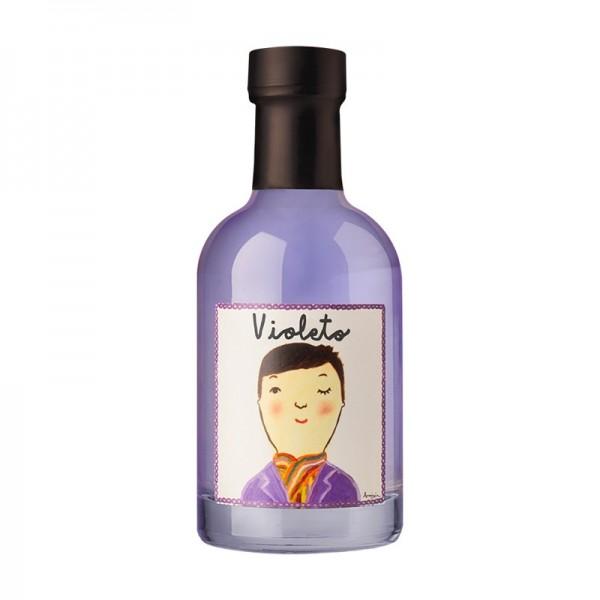 Licor de violeta Violeto