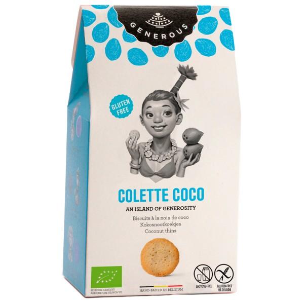 Galletas Colette Coco Generous
