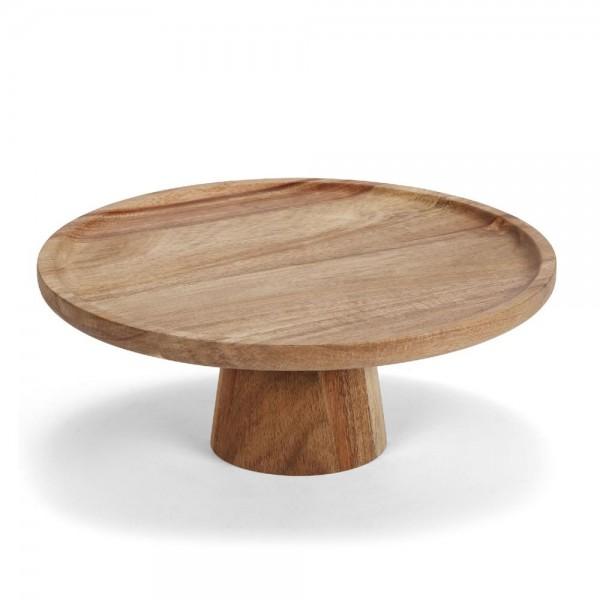 Base para tartas de madera...