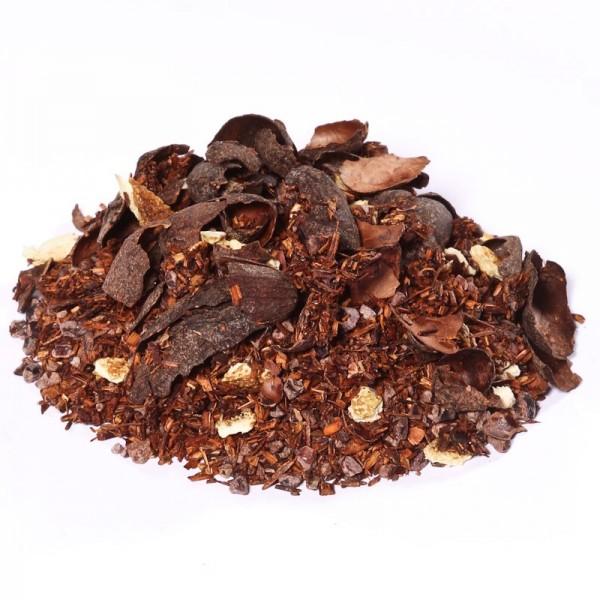 Té Rooibos chocolate y...