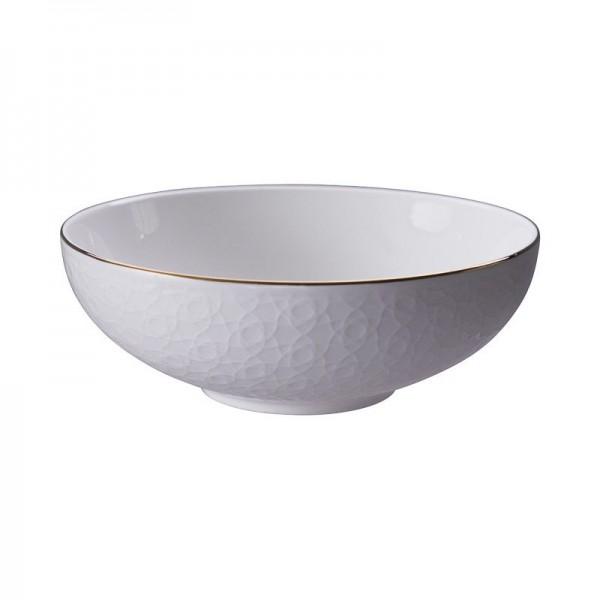 Bowl Nippon white rejilla