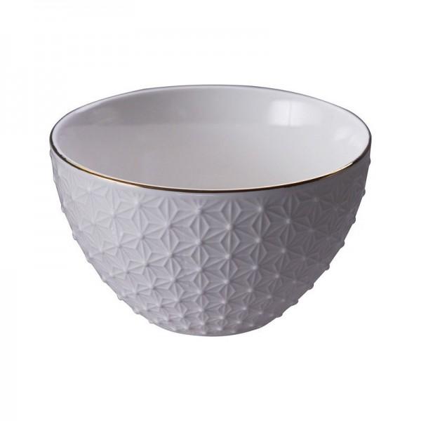 Bowl Nippon white punto de...