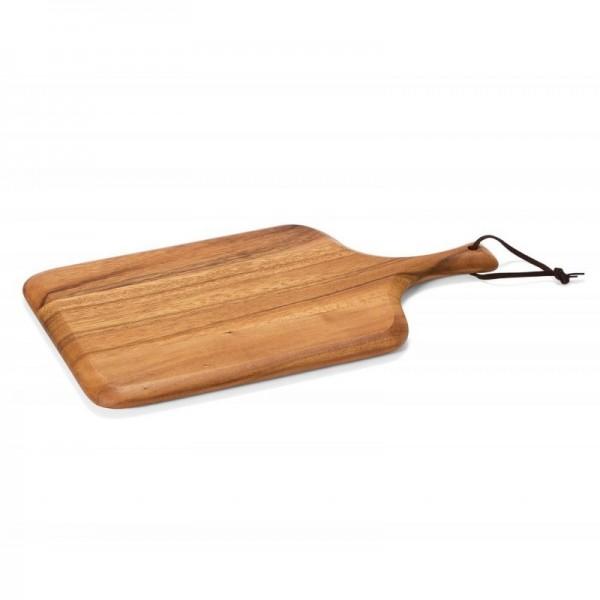 Tabla para cortar o servir en madera de Acacia