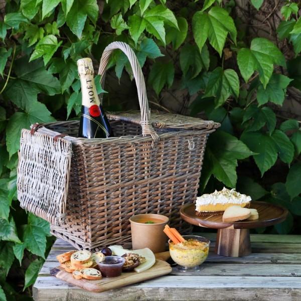 Picnic Romántico Champagne