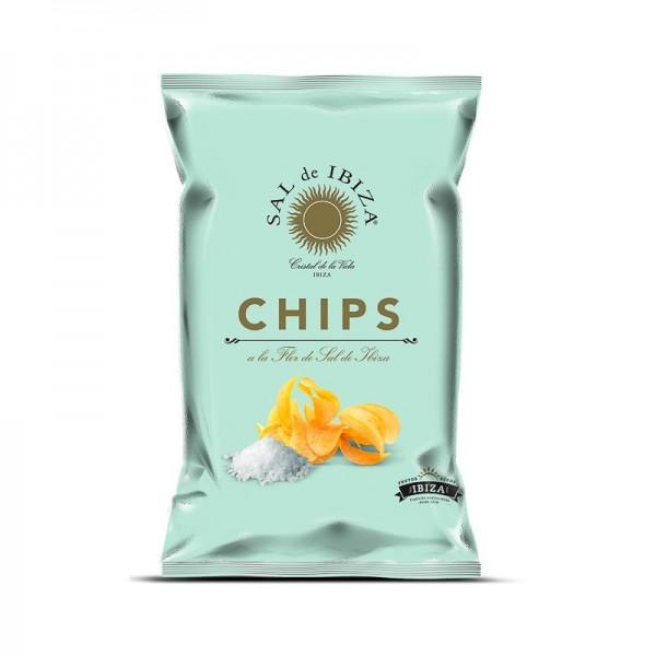Patatas Chips Sal de Ibiza
