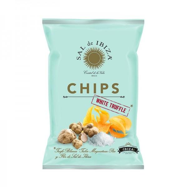 Patatas Chips con trufa...