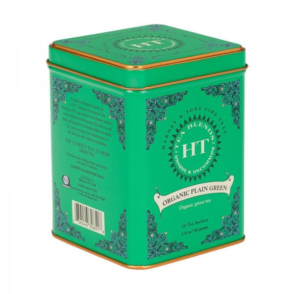 Té Organic Plain Green...