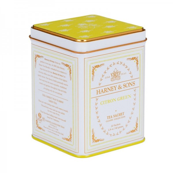 Té Citron Green Harney & Sons