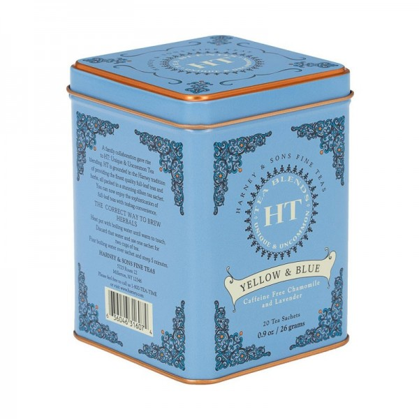 Té Yellow & Blue Harney & Sons
