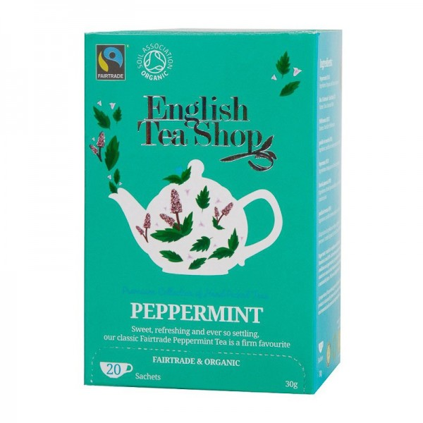 Té Peppermint English Tea Shop