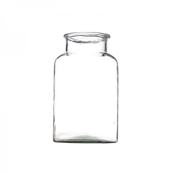 Jarrón de vidrio 34 cm