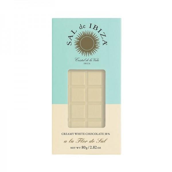 Chocolate blanco a la Flor...