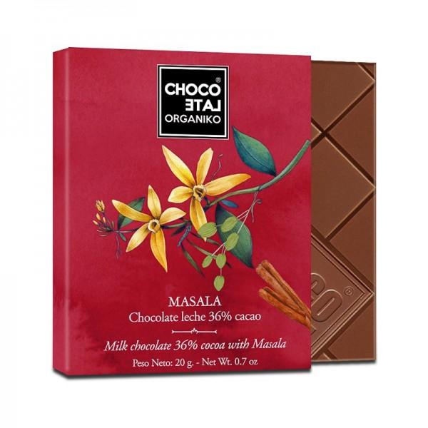 Chocolate con leche 36%...