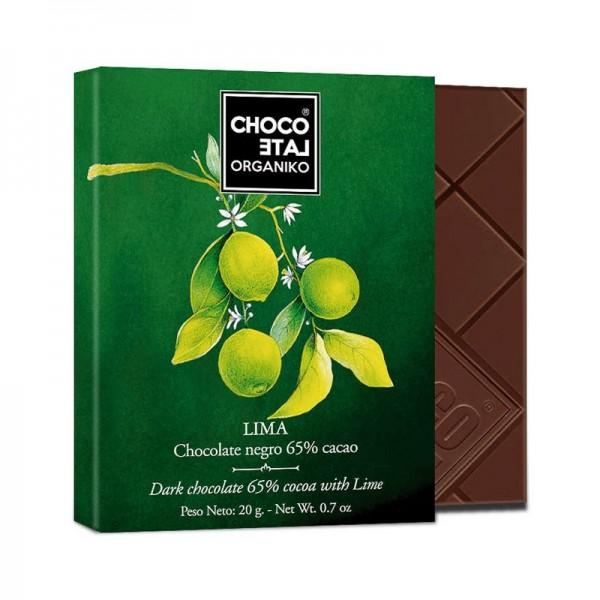Chocolate 65% Cacao Lima...