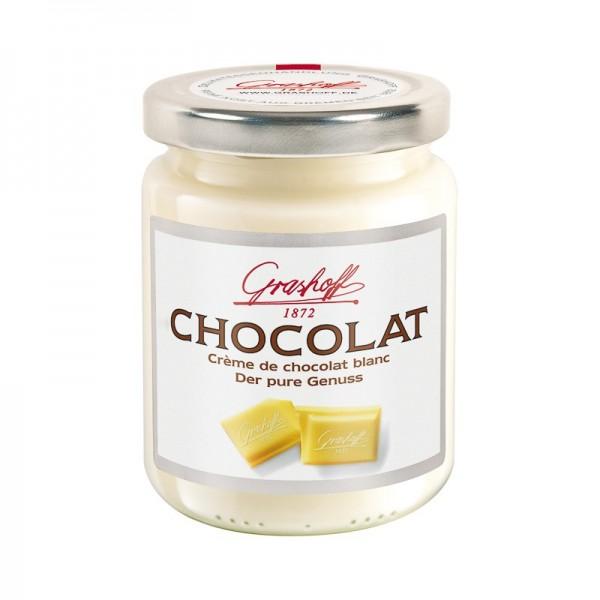 Crema de chocolate blanco...