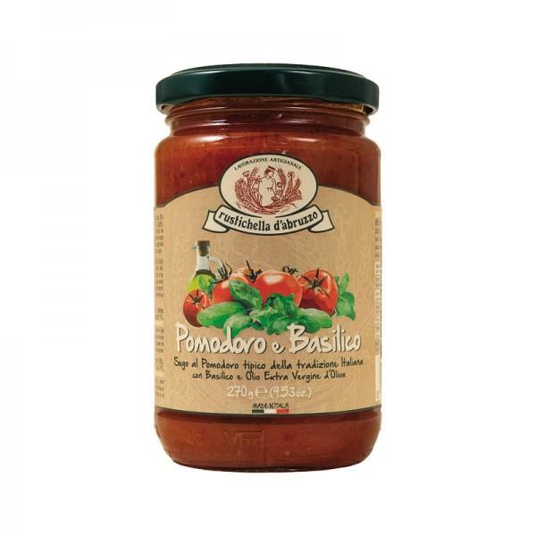 Salsa Pomodoro e Basilico...