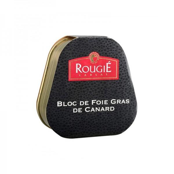 Bloc de Foie gras de pato Rougie