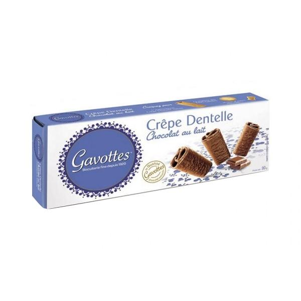 Crêpe Dentelle chocolate...