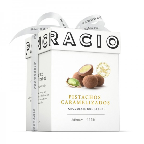 Box luxury pistachos...