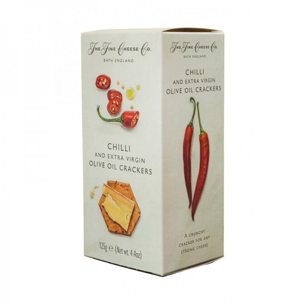 Crackers chili con aceite...