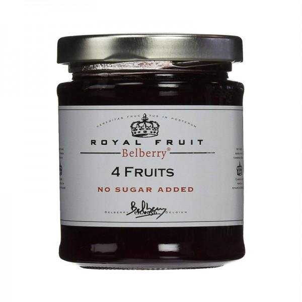Confitura de 4 frutas sin...