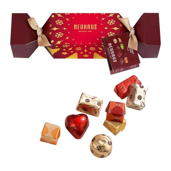 Crackers Christmas red Neuhaus