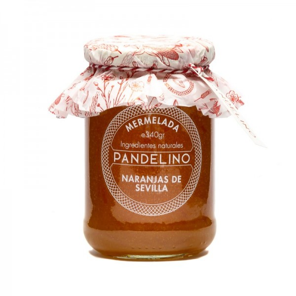 Mermelada naranjas de...