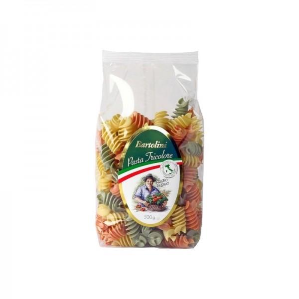 Pasta tricolor Bartolini