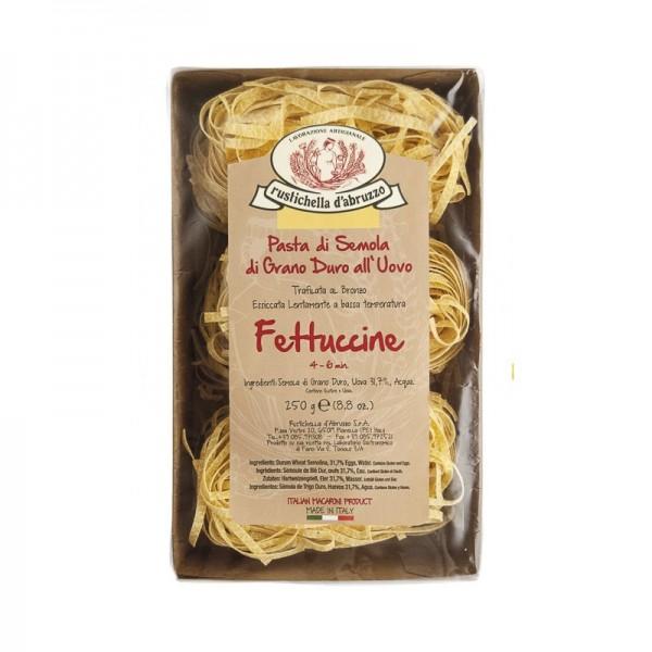 Fettuccine Rustichella...