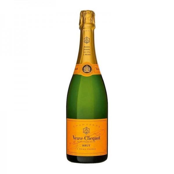 Champagne Yellow Label...