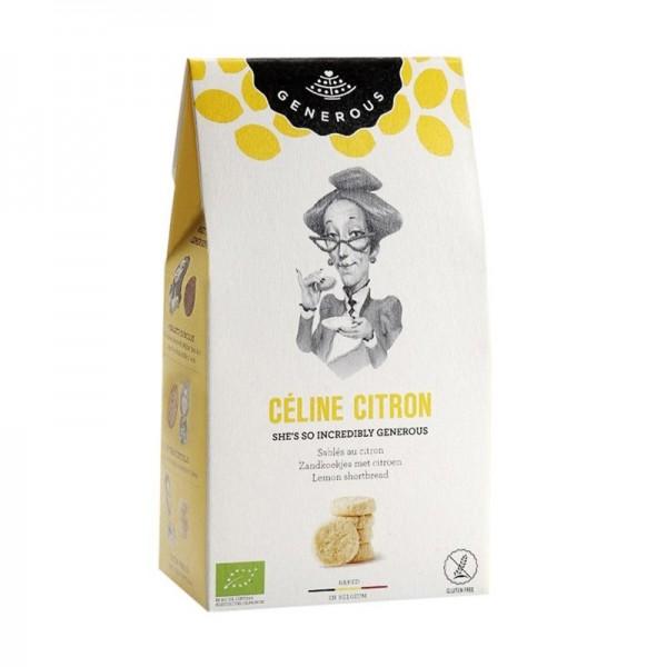 Galletas Céline limón Generous