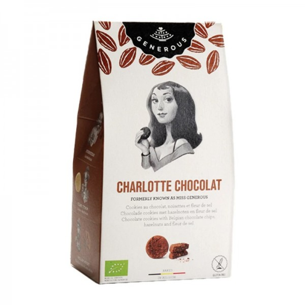 Galletas Charlotte chocolat...