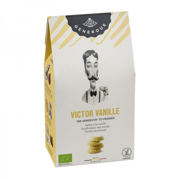 Galletas de vainilla Víctor...