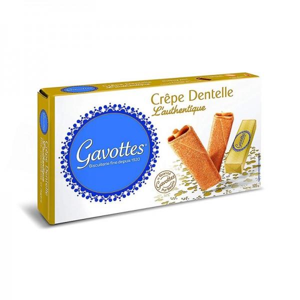 Crepes de galleta Gavottes