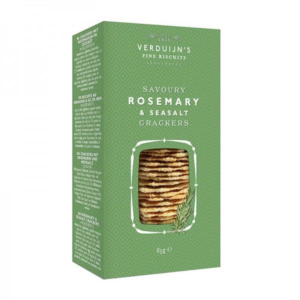 Crackers de romero Verduijn's